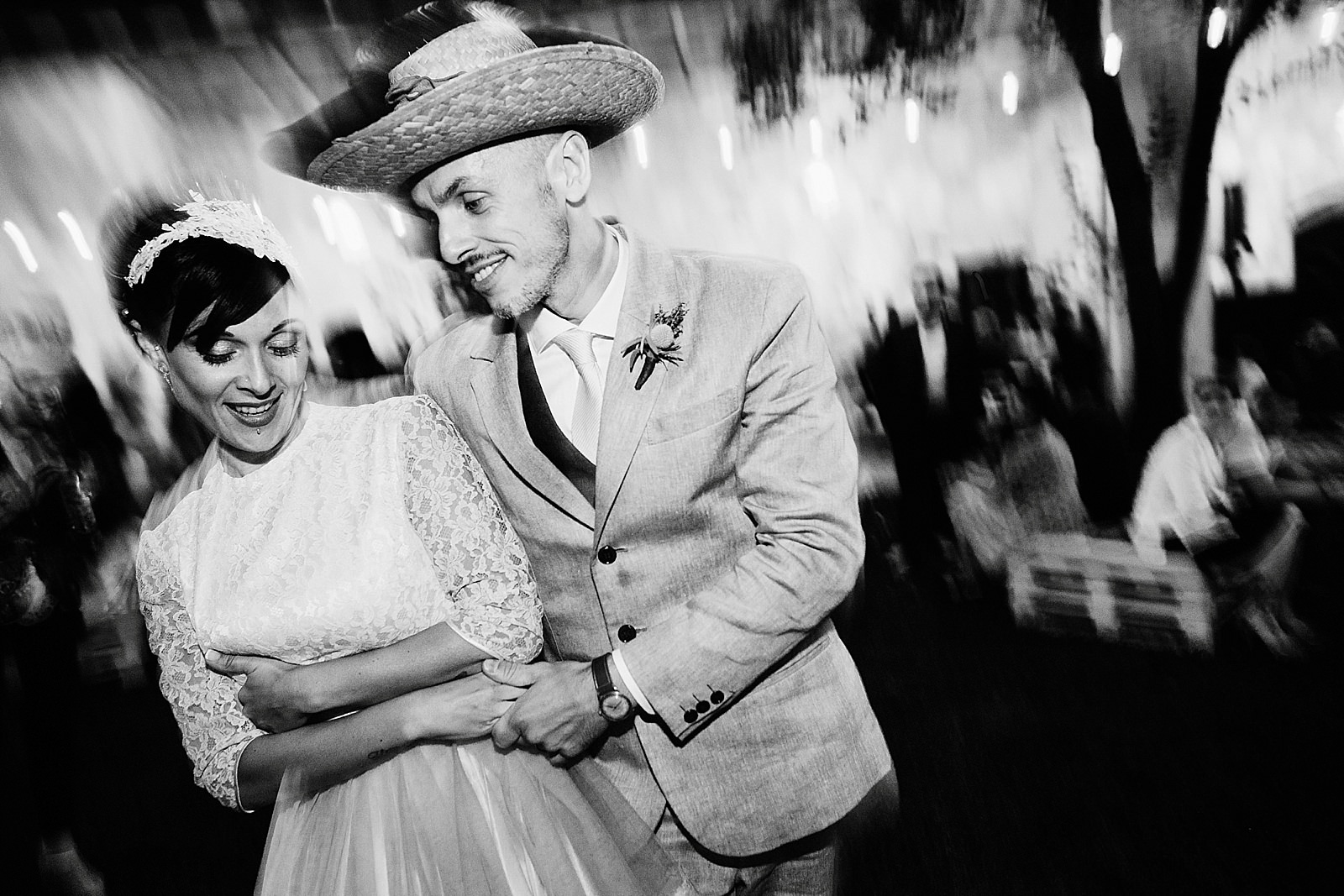 Rock\'n\'roll Wedding Photographer | Tamy & Dany vintage wedding in ...